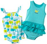 Carter's 2-pk. whale sunsuits - baby