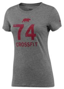 Reebok Her CrossFit Forging Athletes Tee