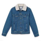 La Redoute Collections Denim Jacket, 10-16 Years