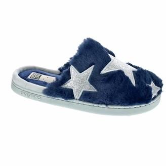 GIOSEPPO Girls Baviera Slippers Off-White (Off/White Off/White) 4 UK 4UK Child