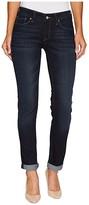 Mavi Jeans Emma Slim Boyfriend in Deep Brushed Tribeca (Deep Brushed Tribeca) Women's Jeans