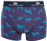 Joules Crown Joules Dog Trunks, Blue