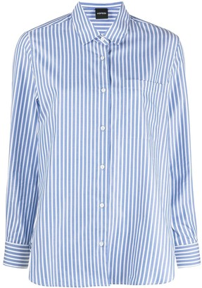 Aspesi Striped Cotton Shirt