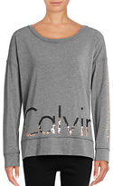 Calvin Klein Performance Long Sleeve Performance Top