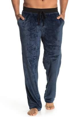 Daniel Buchler Furry Plush Lounge Pants