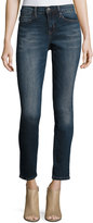 Nicole Miller High-Rise Skinny Jeans, Blue