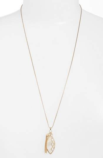 Judith Jack Women's Tropical Touches Pendant Necklace