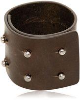 Rick Owens Leather Bracelet