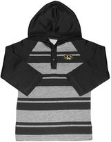 Toddler Two Feet Ahead Missouri Tigers Long-Sleeve Hooded Shirt