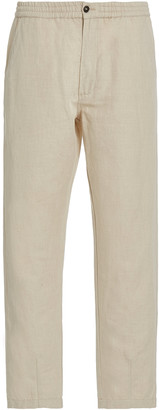 Universal Works Linen and Cotton-Blend Pants