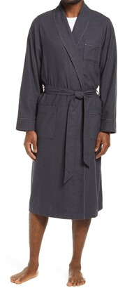 Nordstrom Flannel Robe