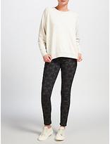 Maison Scotch La Bohemienne Mid Rise Skinny Jeans, Star Noir