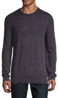 HUGO BOSS Akylin Flecked Sweater