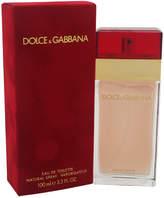 Dolce & Gabbana 3.4Oz Women's Eau De Toilette Spray