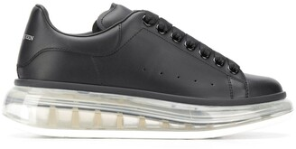 Alexander McQueen Oversized low-top sneakers