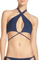 Frankie's Bikinis Women's Frankies Bikinis Malia Bikini Top