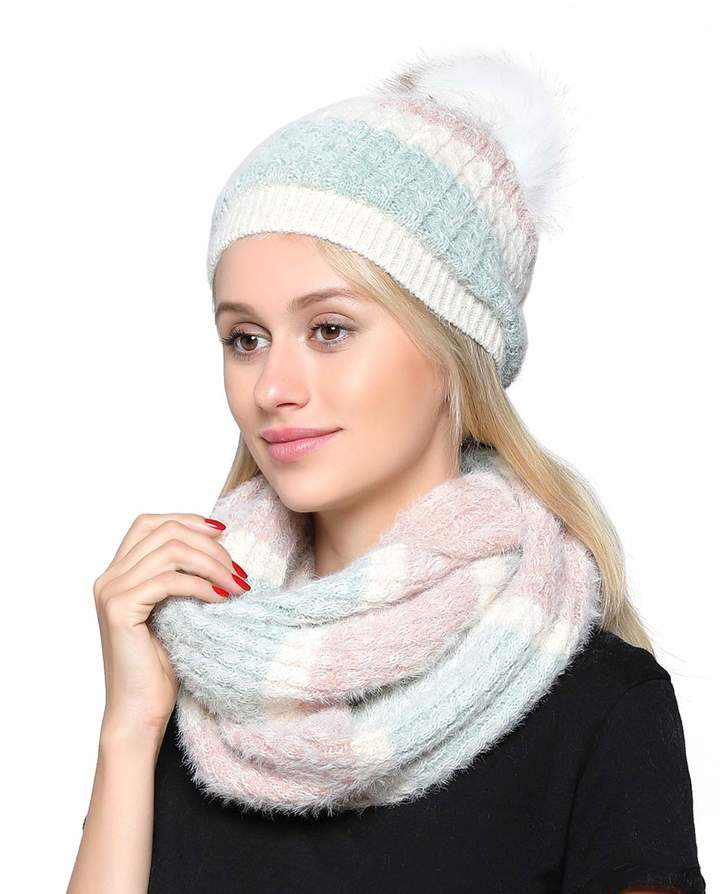 fabfafdbb064f Winter Hat And Scarf Set - ShopStyle Canada