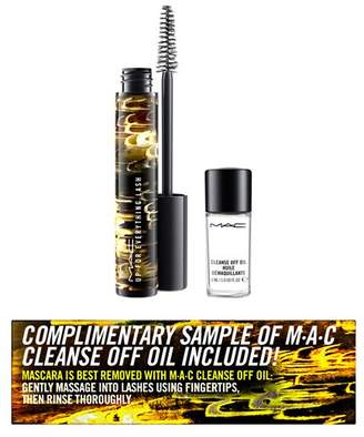 M·A·C MAC Up For Everything Lash Mascara & Cleanse Off Oil Sample Set