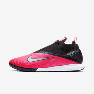 Nike Indoor/Court Soccer Shoe React Phantom Vision 2 Pro Dynamic Fit IC
