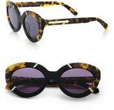 Karen Walker Flowerpatch 50MM Cat's-Eye Sunglasses