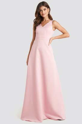 Trendyol Accessory Detailed Evening Dress