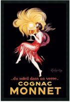 Bed Bath & Beyond Leonetto Cappiello Cognac Monnet Framed Wall Art