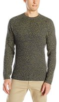 French Connection Men's Dirty Bright Knits Crew Neck Sweater