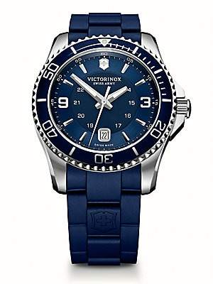 Victorinox Men's Maverick GS Two-Tone Watch