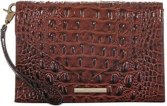 Brahmin Melbourne Embossed Leather Sara Clutch