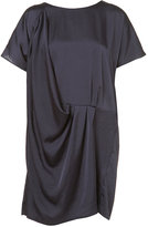 Drape Tunic Dress