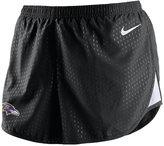 Nike Baltimore Ravens NFL Women's Mod Tempo Shorts