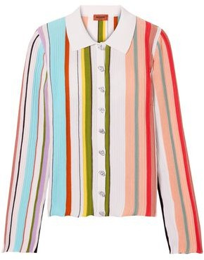 Missoni Striped Cotton Shirt