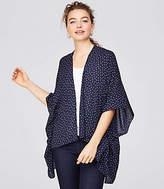 LOFT Dotted Kimono