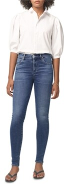 Citizens of Humanity Rocket in Story Mid-Rise Skinny Jeans