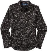Ralph Lauren Floral Cotton Western Shirt