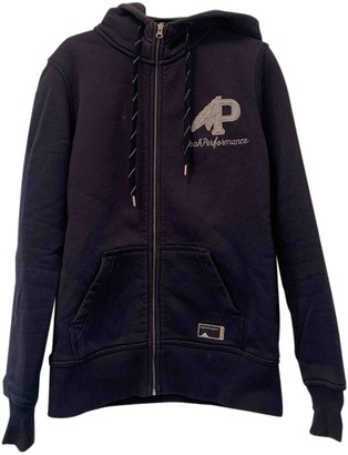 Peak Performance Cotton Jacket for Women