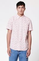 Obey Tyler Short Sleeve Button Up Shirt