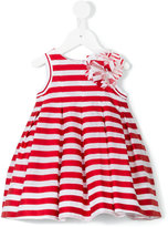 Simonetta striped dress - kids - Cotton - 12 mth