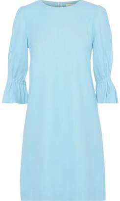 Goat Gemma Wool-crepe Mini Dress