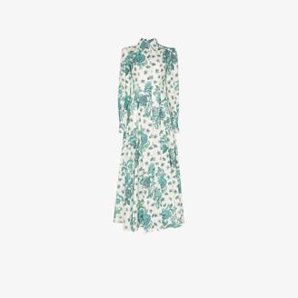 Evi Grintela Jasmine printed maxi dress
