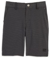 Billabong Toddler Boy's Crossfire X Submersible Hybrid Shorts