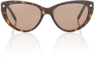 Alexander McQueen Cat-eye sunglasses