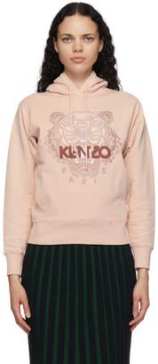 Kenzo Pink Tiger Hoodie