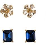 Violet & Brooks 'Cadence' Crystal Set of 2 Earrings