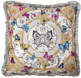 Versace Le Jardin De Silk Accent Pillow