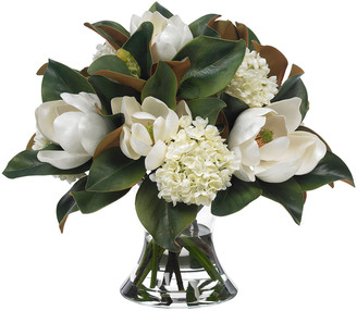 Diane James Large Magnolia & Hydrangea Bouquet