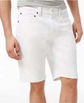 "INC International Concepts Men's 11"" Denim Shorts, Only at Macy's"