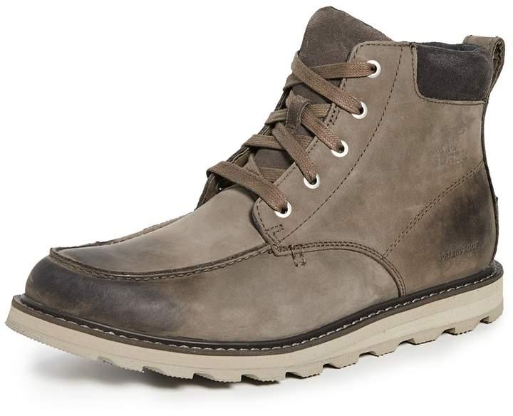 5ce60998f43 Madson Moc Toe Waterproof Boots