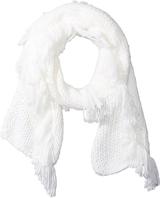 Vince Camuto Women's All Over Fringe Scarf