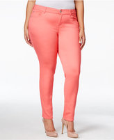 Celebrity Pink Petite Plus Size Skinny Jeans